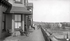 Balcon Hotel Beemer Roberval Street View, Landscape Fabric, Landscape Planner, Bricolage