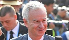 John McEnroe unsure on temper control for coaching role after Milos Raonic agreement