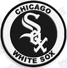 fb1ba87b92a Chicago White Sox Primary Logo - American League (AL) - Chris ...