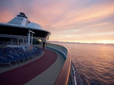 Why we travel. #caribbean #sunset #cruise