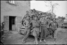 Crew of a New Zealand (Maori) Battalion Bren carrier, waiting to move up to the front lines from the town of Gambettola in Italy. Photograph taken circa 19 October 1944 by George Frederick Kaye. West Papua, Lest We Forget, British Army, World War Two, New Zealand, Mount Rushmore, The Past, Wwii, History