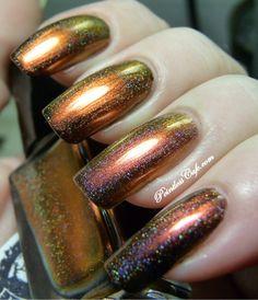 12 Best Duochrome Nail Polish images | Nail Polish, Polish, Nail ...