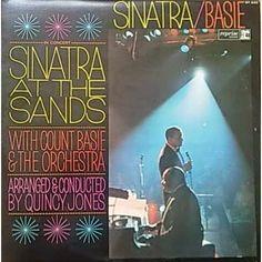 """Una noche inolvidable sguramente fue para quienes asistieron al The Sands Hotel & Casino de Las Vegas esas noches mágicas de febreo de 1966 cuando se presentó el de los ojos azules con la Oruqesta de Count Basie y los arreglos del genial Quiny Jones. Quedará para la posteridad este concierto eternizado en el álbum de 1966 """"Sinatra at The Sands"""" para el sello Reprise."""