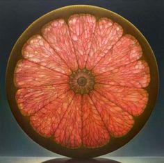 Dennis Wojtkiewicz's Fruit Paintings by bridget