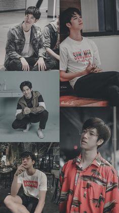 Cute Actors, Thai Drama, Kpop, Tumblr Boys, Homescreen, My Boyfriend, My Boys, Actors & Actresses, Thailand