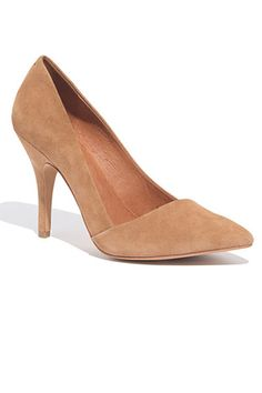 20 Comfy-Chic Heels Made For Busy Girls #refinery29 http://www.refinery29.com/comfortable-heels#slide11