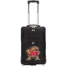 Maryland Terrapins Nylon Carry On Luggage