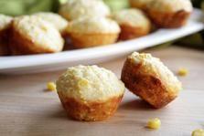 Mini Cheddar Bacon Corn Muffins | Imperial Sugar® Recipe
