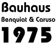 Bauhaus Typography The typeface itc bauhaus is a