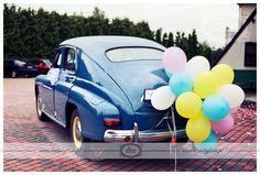 Znalezione obrazy dla zapytania balony na samochód