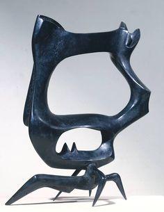 Snake Ranch | artmastered:   1. Bernard Meadows, Black Crab,...
