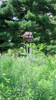 Minnehaha Sculptures