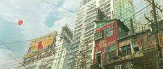 注目すべき極上アート。日本アニメの背景をひたすら愛でるTumblr 11