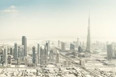 Dreaming of #Dubai - Between Illusion and Reality | http://www.designhoover.com/dreaming-dubai-illusion-reality/ #Photography