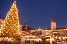 Christkindl Markt, Saltzburg Austria. One of my favs.