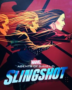 """Marvel's Agents of S.: Slingshot takes place shortly before the beginning of Marvel's Agents of S. Season The digital series features Elena """"Yo-Yo"""" Rodriguez, an Inhuman with. Agents Of Shield Daisy, Marvels Agents Of Shield, Captain Marvel, Marvel Dc, Daisy Wallpaper, Female Hero, Marvel Women, Marvel Series, Comic Movies"""