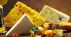 Cheese is one of the tastiest foods in the world, and it has some great nutrition benefits too. Here are 17 delicious types of cheese to try. Cheese Nutrition, Kids Nutrition, Health And Nutrition, Dip Thermomix, Types Of Cheese, Western Food, Food Security, Food System, Cheese Lover