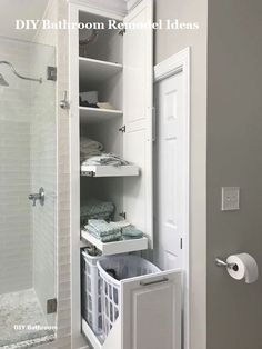 Discover the latest bathroom design trends for your amazing project, and create … - Modern Bathroom Layout, Bathroom Interior Design, Bathroom Ideas, Shower Ideas, Bathroom Designs, Bathroom Showers, Bathroom Closet, Bathroom Inspo, Modern Interior
