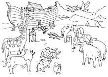malvorlage daniel in der löwengrube | religion | pinterest