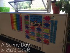 A Sunny Day in First Grade: A Teaching Blog