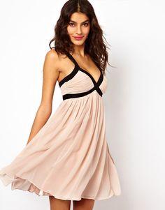 Pretty skater dress