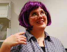 Purply Fabulous Erica | by Dr. Starr, geeky artist librarian