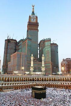 برج مكة