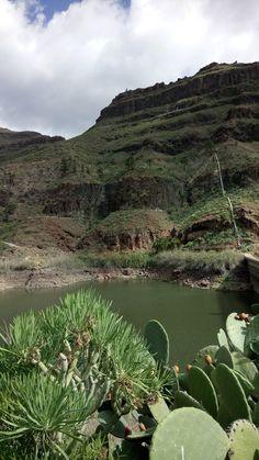 Presa de las Niñas, Gran Canaria