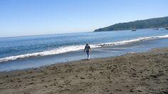 Playa de los Enamorados, Niebla, Valdivia
