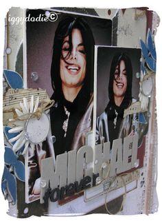 Tribute to Michael Jackson by iggydodie @2peasinabucket