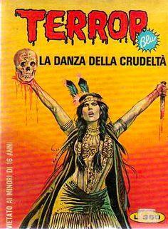 Terror Blu #79 - LA DANZA DELLA CRUDELTÀ