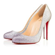 7ef260a03b7e Christian Louboutin Dorissima 100 mm glitter Glitter High Heels