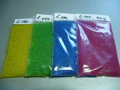 Obarvené skleněné kuličky a mikrokuličky Glass Ball, Crystal Ball, Beads, Crystals, Color, Beading, Colour, Bead, Crystal