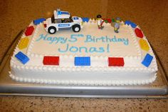 Lego Cake Designs For Birthday