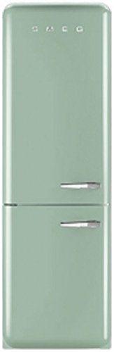 Smeg FAB32LVN1 Standkühlschrank Kühl-Gefrier-Kombination Pastellgrün Grün A++: Amazon.de: Elektro-Großgeräte