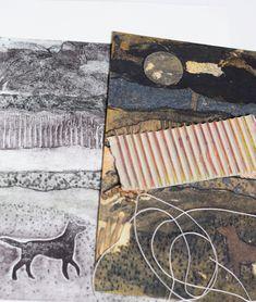 Collagraph Printmaking, Gelli Printing, Teaching Art, Art Sketchbook, Mixed Media Art, Stencils, Fine Art, Texture, Art Prints
