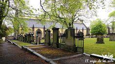 En #Edimburgo visité unos cuantos #cementerios. Por qué? Porque la capital #escocesa está llena de #mitos e #historias de #fantasmas #terroríficas. #Escocia #Scotland #greyfiarscementery #cementery #greyfiarsbobby #greyfiarscemetry #cementerio #tumbas