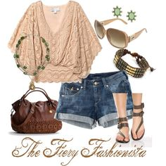 Untitled #17, created by thefieryfashionista on Polyvore
