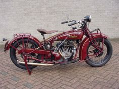 Indian - Benjamin Button Bike