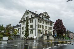 In Lucerne, Switzerland, we stayed at the Gasthauz zum Kreuz. Highly recommend, also for the excellent meals you get at the restaurant here.