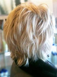 Best Short Layered Haircuts for Women Over 50 – The UnderCut Best Short Layered Haircuts for Women Over 50 – The UnderCut,Cabello en capas Best Short Layered Haircuts for Women Over 50 – The. Shaggy Short Hair, Short Shag Hairstyles, Shaggy Haircuts, Bob Hairstyles For Fine Hair, Medium Shag Haircuts, Shag Hair Cut, Trendy Hairstyles, 1980s Hairstyles, Short Layered Bob Haircuts