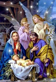 7 Day Prayer Miracle believes better control your life. It has already helped about 100 000 women and men to fulfill the purpose of their… Christmas Jesus, Christmas Nativity Scene, Christmas Blessings, Christmas Scenes, Christmas Pictures, Christmas Art, Christmas Greetings, The Nativity, Mary Christmas