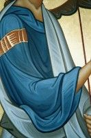 Detail of Archangel Gabriel