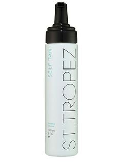 I've used St. Tropez mouse for years!!!! Make sure to invest in the MIT applicator!! The Top 8 Idiot-Proof Self Tanners: Skin Care: allure.com
