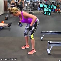 Emily Skye - Circuit workout for your whole body!