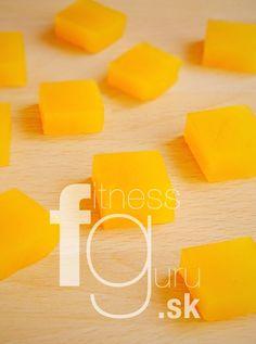 Domáce želé cukríky Mango, Fruit, Recipes, Food, Manga, Essen, Meals, Ripped Recipes, Eten