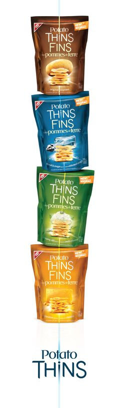 Potato Thins by Jason Vandenberg