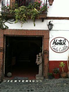 Hotel Emilia Castillo, un excelente lugar para pasar un fin de semana en Taxco.