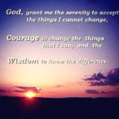 Serenity Prayer:) Ilovethis!