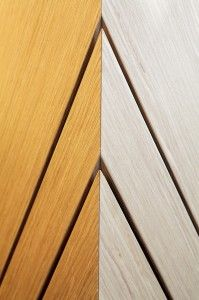 EVC | The Bold Collective | Office reception joinery detail